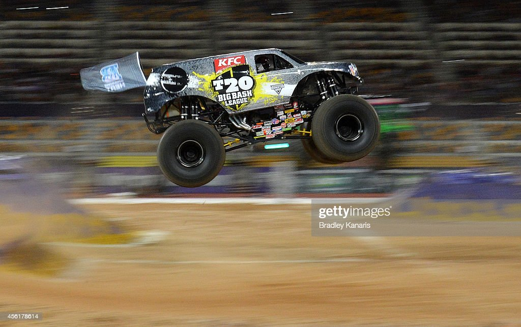 Monster Jam Brisbane Photos And Images Getty Images