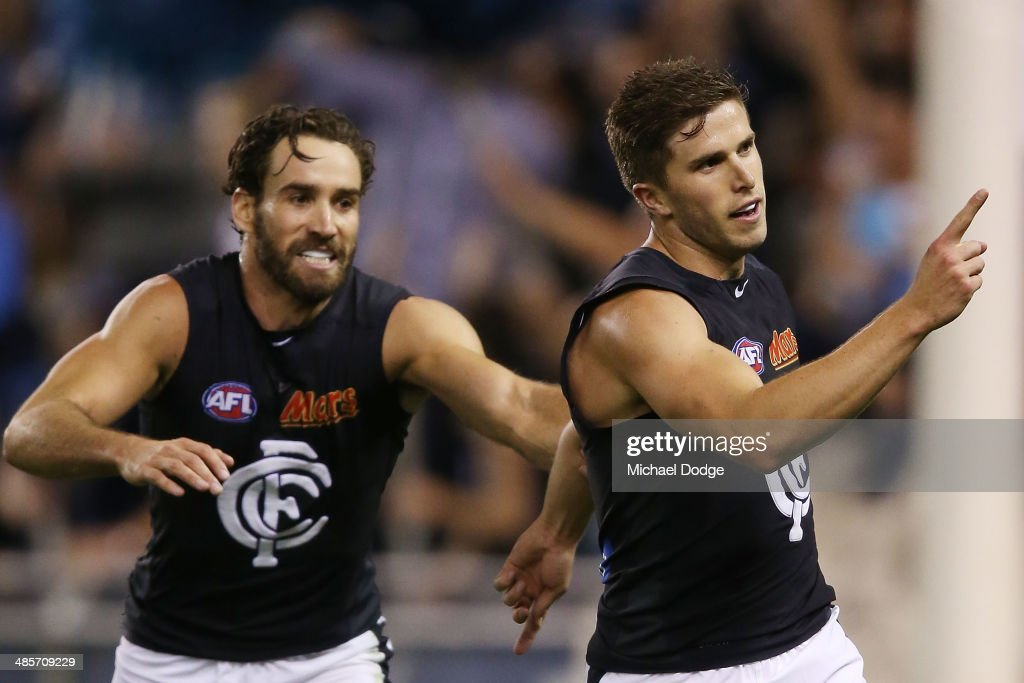 AFL Rd 5 - Western Bulldogs v Carlton