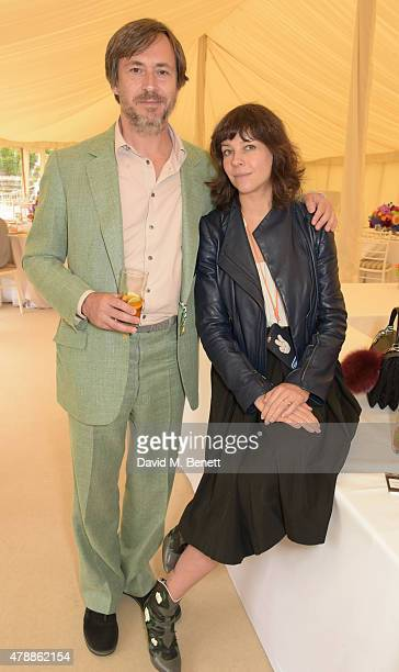 Marc Newson attends the Carter Style Luxury Lunch at the Goodwood Festival of Speed on June 28 2015 in Chichester England