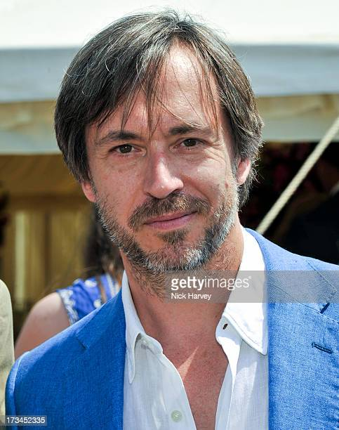 Marc Newson attends the Cartier Style et Luxe at Goodwood Festival of Speed on July 14 2013 in Chichester England