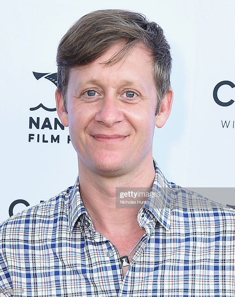 Marc Ohrem-Leclef attends the Screenwriters Tribute at the 2016 Nantucket Film Festival Day 4 on June 25, 2016 in Nantucket, Massachusetts.