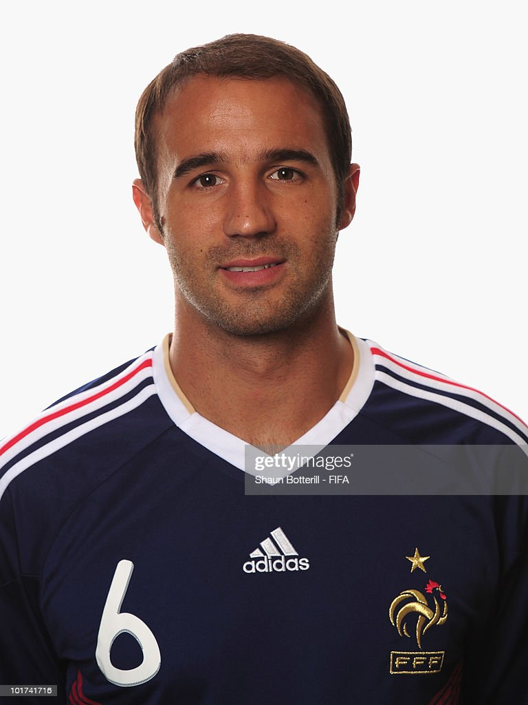 <a gi-track='captionPersonalityLinkClicked' href=/galleries/search?phrase=Marc+Planus&family=editorial&specificpeople=708262 ng-click='$event.stopPropagation()'>Marc Planus</a> of France poses during the official FIFA World Cup 2010 portrait session on June 7, 2010 in George, South Africa.
