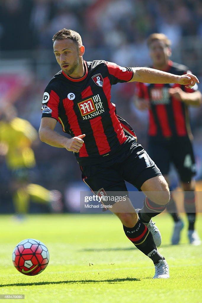 A.F.C. Bournemouth v Aston Villa - Premier League