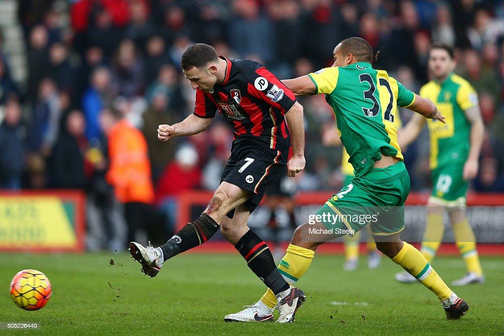 A.F.C. Bournemouth v Norwich City - Premier League