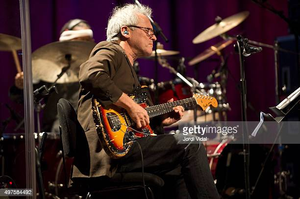 Marc Ribot of Marc Ribot The Young Philadelphians performs on stage during Festival Internacional de Jazz de Barcelona at l'Auditori on November 17...