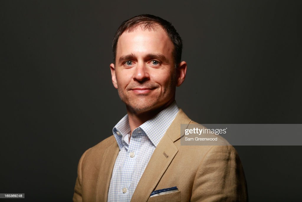 Marc Riccio, Senior VP of Business Development of the New York Jets poses at the World Congress Of Sports Executive Portrait Studio on April 3, 2013 in Naples, Florida.