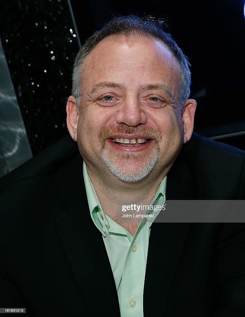 <a gi-track='captionPersonalityLinkClicked' href=/galleries/search?phrase=Marc+Shaiman&family=editorial&specificpeople=693590 ng-click='$event.stopPropagation()'>Marc Shaiman</a> attends the 'Bombshell' The Complete 'Smash' Cast Recording Meet & Greet at NBC Experience Store on February 13, 2013 in New York City.
