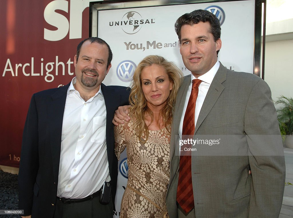 Marc Shmuger chairman Universal Pictures Mary Parent producer and Scott Stuber porducer