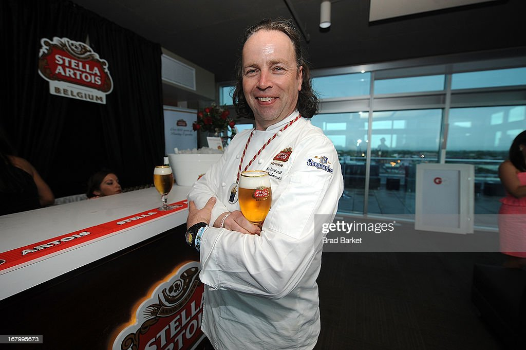 Marc Stroobandt attend GQ Derby Style Event Presented By Stella Artois on May 3, 2013 in Louisville, Kentucky.