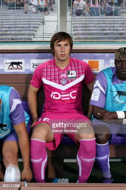 Marc Vidal Toulouse / Brest 1er journee de Ligue 1