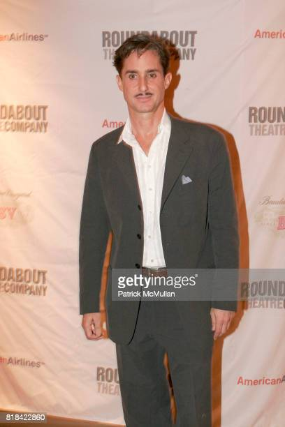 Marc Vietor attends Opening Night of Present Laughter at American Airlines Theater on January 21 2010 in New York City