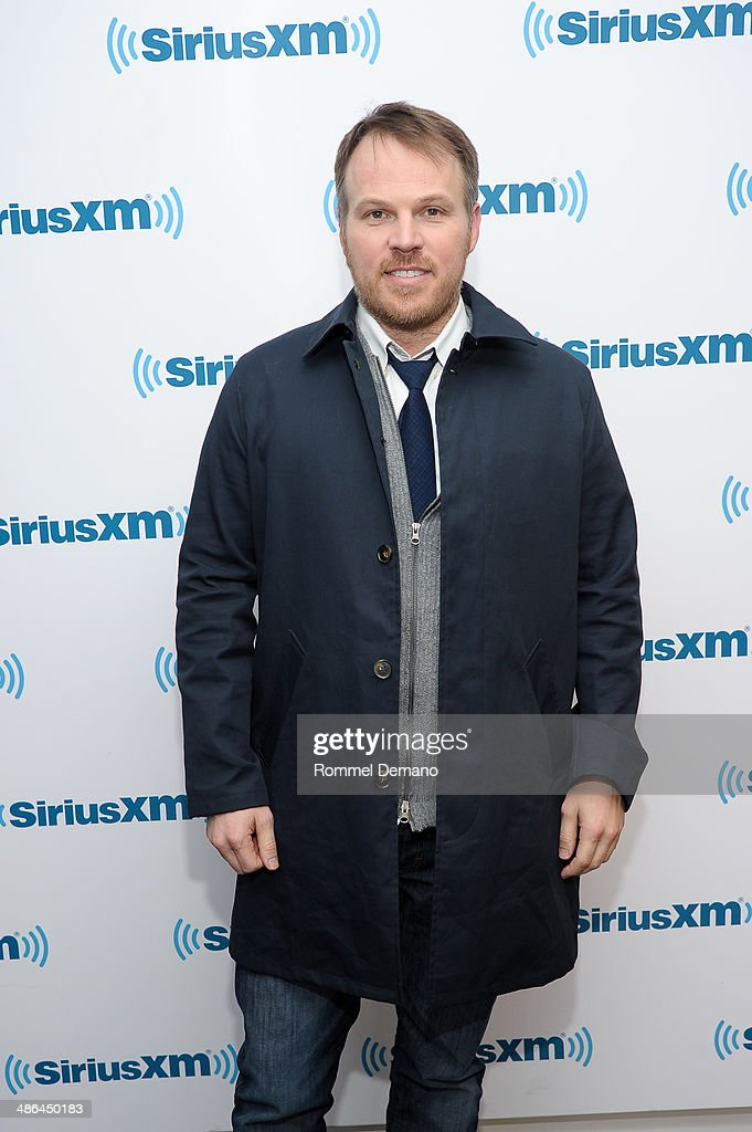 <a gi-track='captionPersonalityLinkClicked' href=/galleries/search?phrase=Marc+Webb&family=editorial&specificpeople=637083 ng-click='$event.stopPropagation()'>Marc Webb</a> visits SiriusXM Studios on April 24, 2014 in New York City.