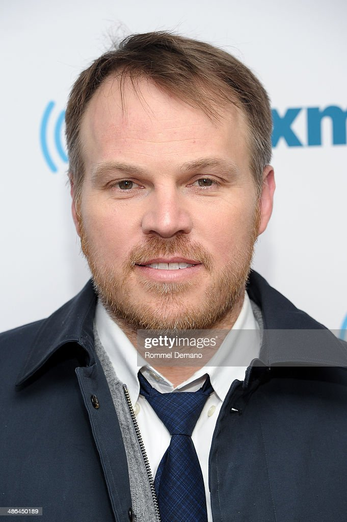 Marc Webb visits SiriusXM Studios on April 24, 2014 in New York City.
