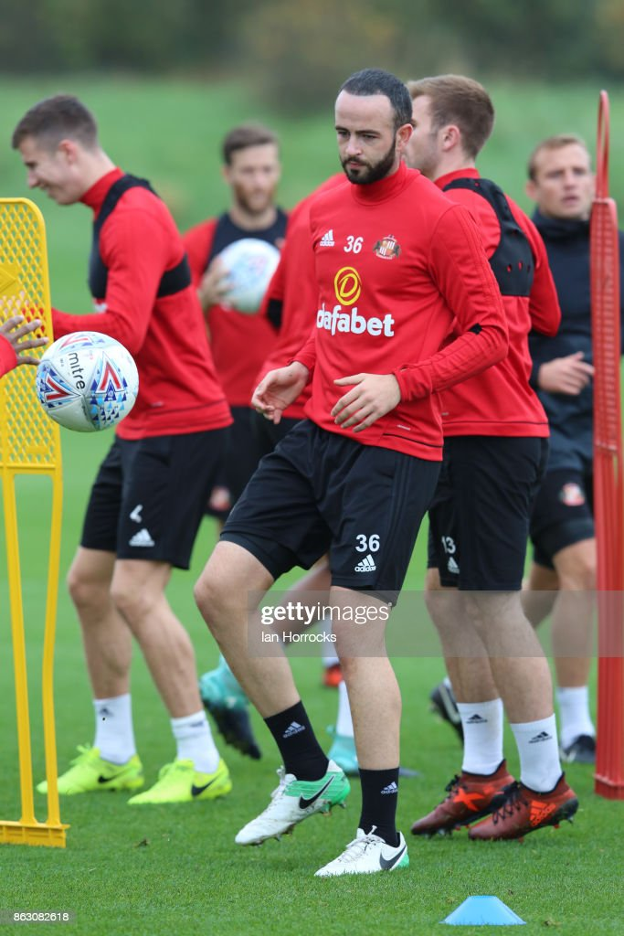 Sunderland Training Sesison