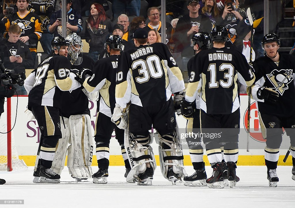 Arizona Coyotes v Pittsburgh Penguins | Getty Images