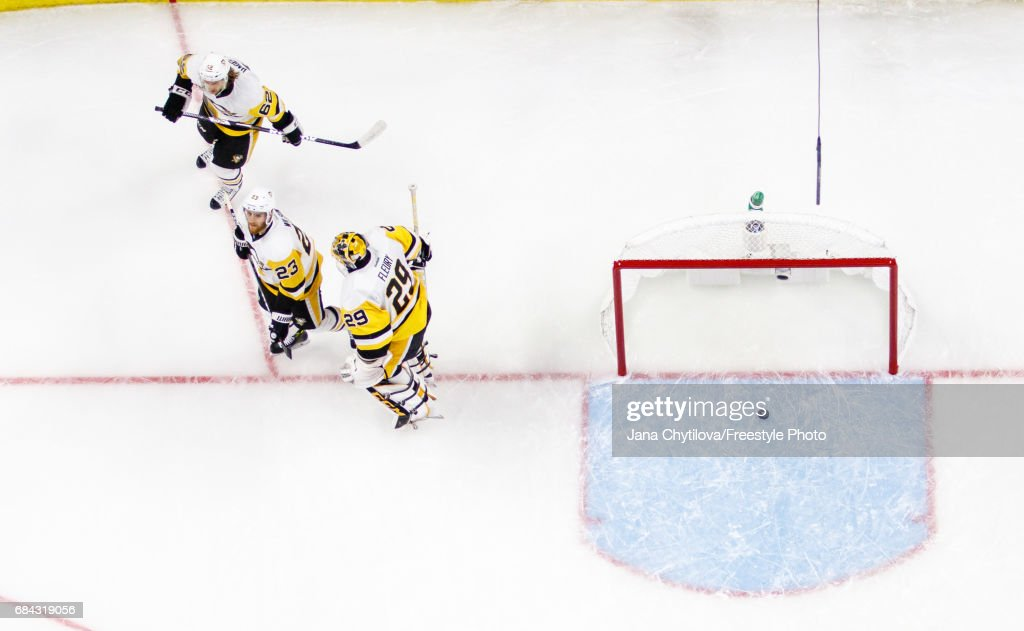 Pittsburgh Penguins v Ottawa Senators - Game Three