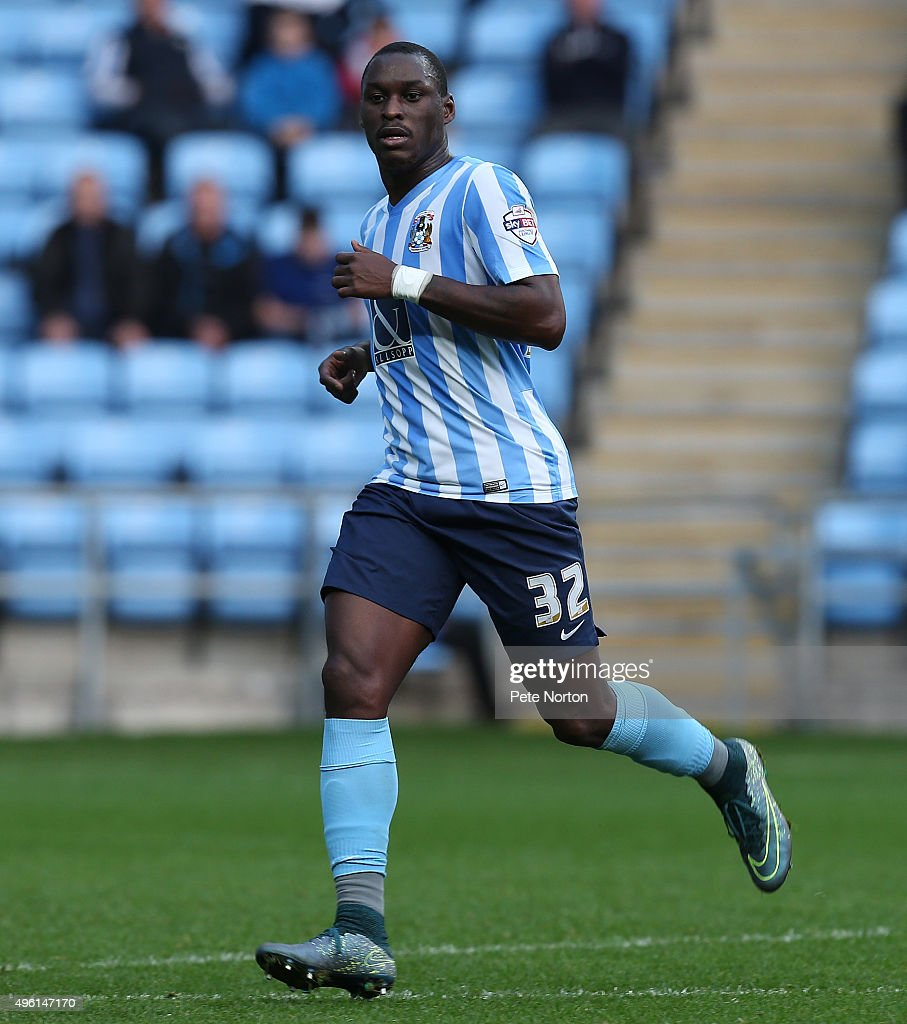Coventry City v Northampton Town - The Emirates FA Cup First Round