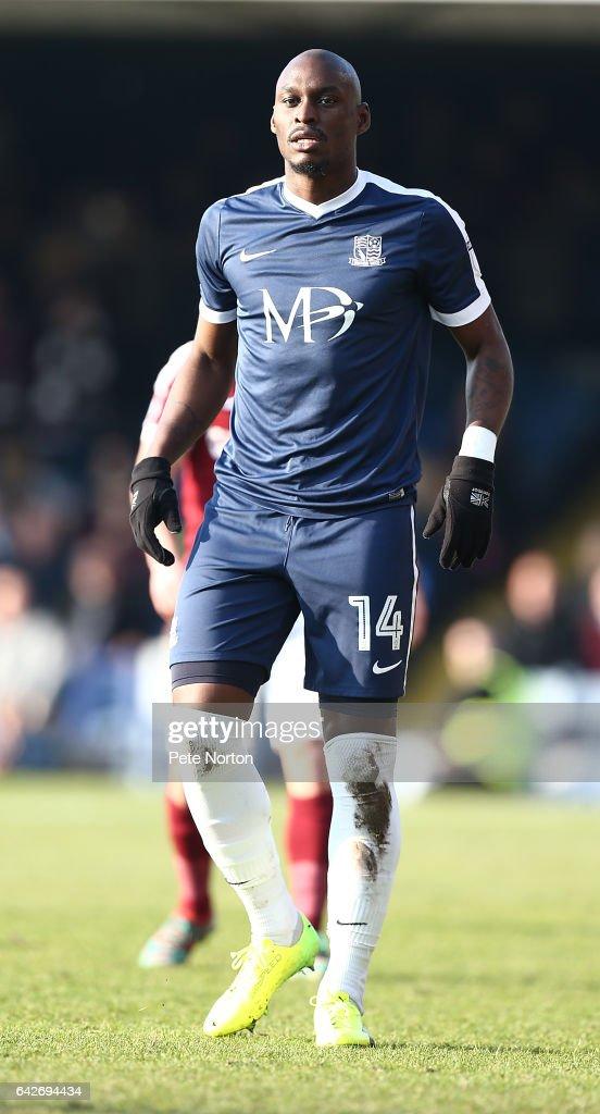 Southend United v Northampton Town - Sky Bet League One