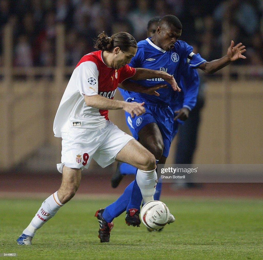 AS Monaco v Chelsea