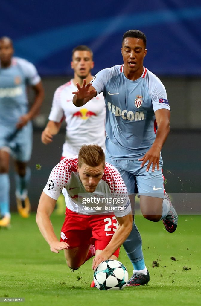 RB Leipzig v AS Monaco - UEFA Champions League
