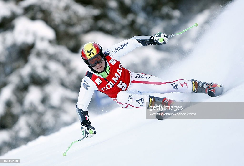 <a gi-track='captionPersonalityLinkClicked' href=/galleries/search?phrase=Marcel+Hirscher&family=editorial&specificpeople=4784559 ng-click='$event.stopPropagation()'>Marcel Hirscher</a> of Austria takes 2nd place during the Audi FIS Alpine Ski World Cup Men's Giant Slalom on December 16, 2012 in Alta Badia, Italy.