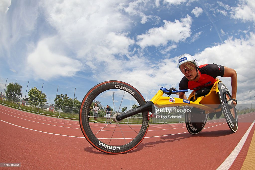 Nottwil Switzerland  city photos : ... the ParAthletics Grand Prix on May 30, 2015 in Nottwil, Switzerland