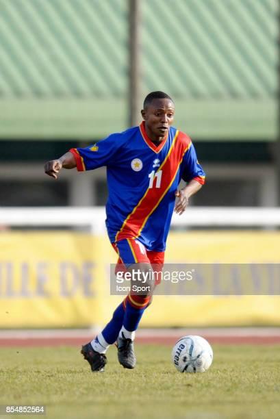 Marcel MBAYO KIBEMBA Congo / Gabon Amical ManteslaJolie
