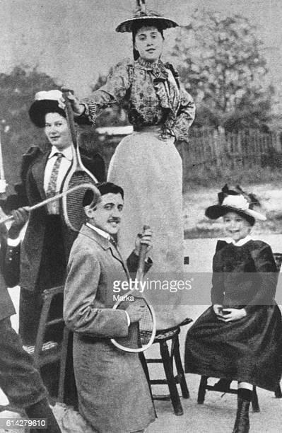 Marcel proust jeanne pouquet 1892 ca