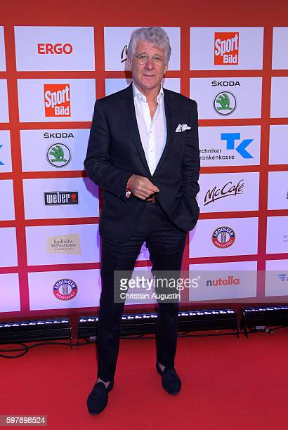 Marcel Reif attends the Sport Bild Award at the Fischauktionshalle on August 29 2016 in Hamburg Germany