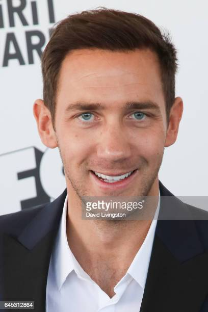 Marcel Remus attends the 2017 Film Independent Spirit Awards on February 25 2017 in Santa Monica California