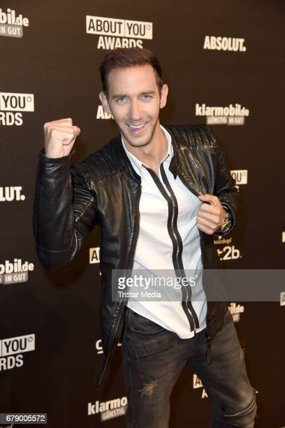 Marcel Remus attends the About You Awards on May 4 2017 in Hamburg Germany