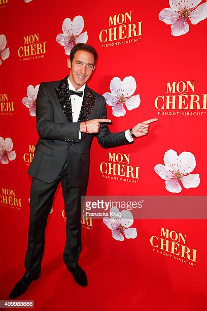 Marcel Remus attends the Mon Cheri Barbara Tag 2015 at Postpalast on December 4 2015 in Munich Germany