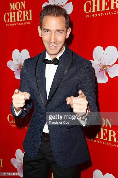 Marcel Remus attends the Mon Cheri Barbara Tag at Postpalast on December 2 2016 in Munich Germany