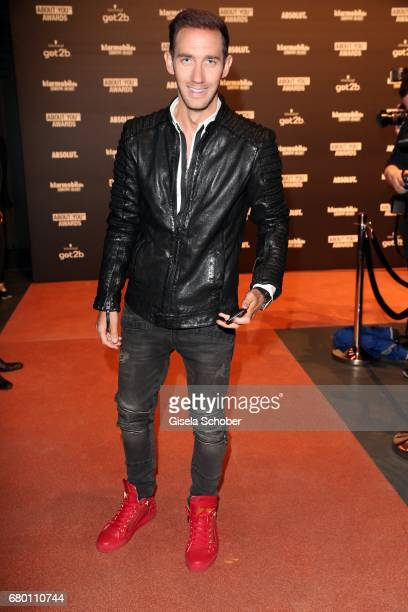 Marcel Remus during the ABOUT YOU AWARDS at the 'Mehr Theater' in Hamburg on May 4 2017 in Hamburg Germany