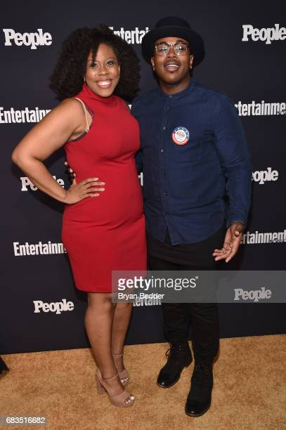 Marcel Spears attends the Entertainment Weekly and PEOPLE Upfronts party presented by Netflix and Terra Chips at Second Floor on May 15 2017 in New...