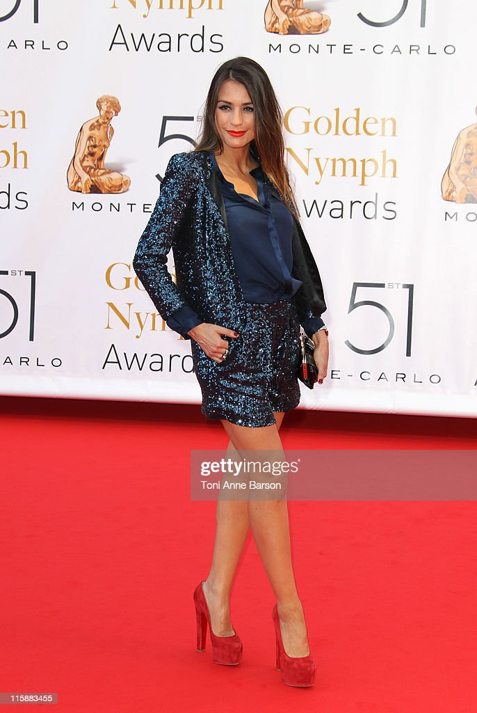 Marcela Mar attends the Closing Ceremony and The Golden Nymph Awards at the Grimaldi Forum on June 10, 2011 in Monaco, Monaco.
