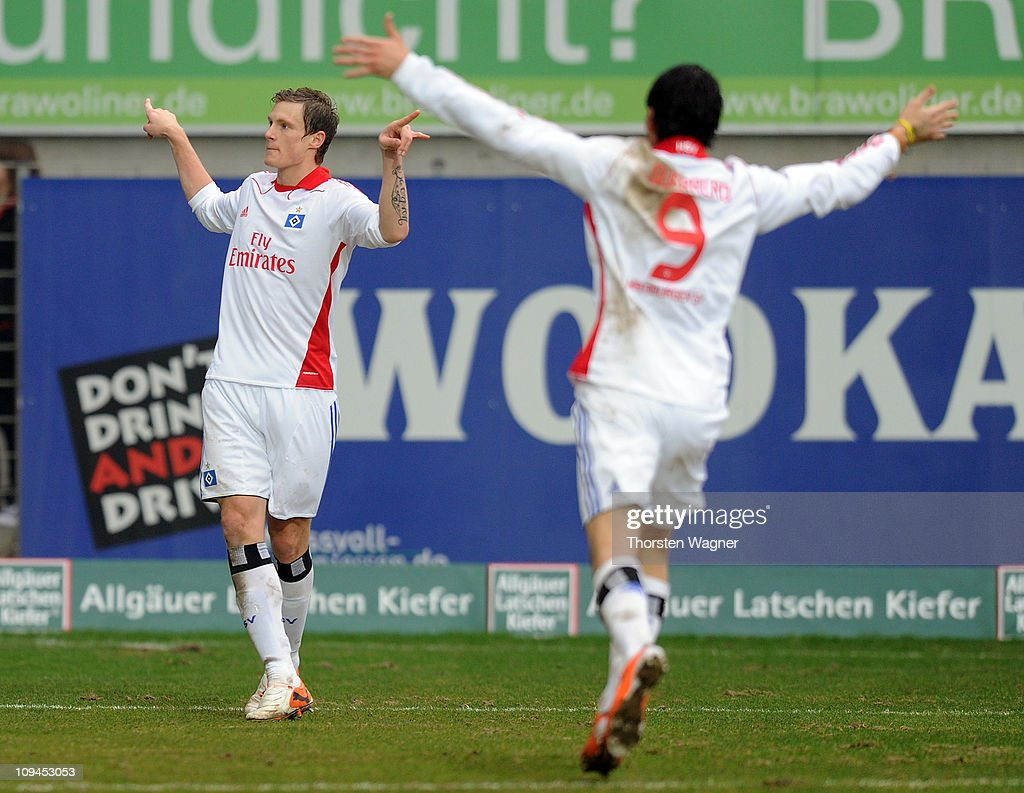 1. FC Kaiserslautern v Hamburger SV - Bundesliga