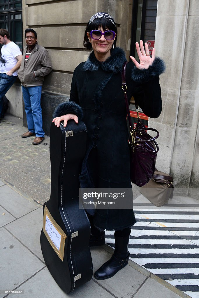 Marcella Detroit sighted at BBC Western House on April 29, 2013 in London, England.