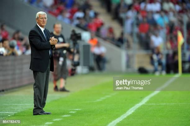 Marcello LIPPI Suisse / Italie Match de preparation Coupe du Monde 2010 Stade de Geneve