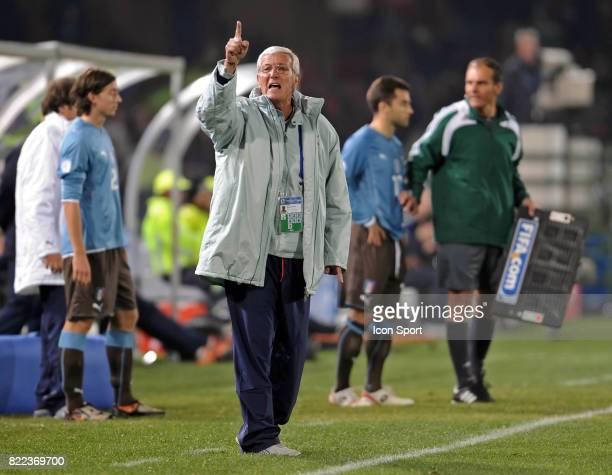 Marcello LIPPI Italie / Etats Unis Coupe des Confederations 2009 Pretoria