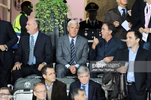 Marcello LIPPI Juventus / Zenith Saint Petersbourg Champions League 2008/2009