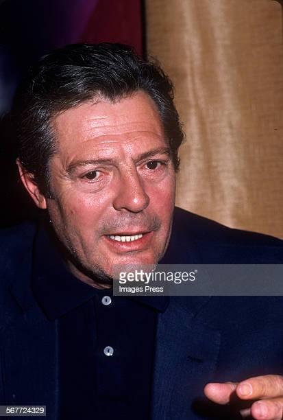 Marcello Mastroianni circa 1982