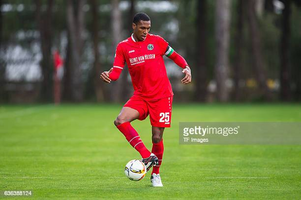 Marcelo Antonio Guedes Filho of Hannover 96 in action during the Friendly Match between Hannover 96 and Gostaresh Foolad FC at training camp on...