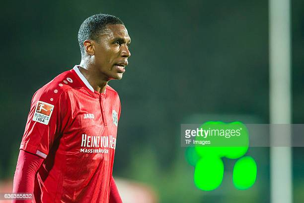 Marcelo Antonio Guedes Filho of Hannover 96 looks on during the Friendly Match between Hannover 96 and Hertha BSC at Cornelia Sports Center on...