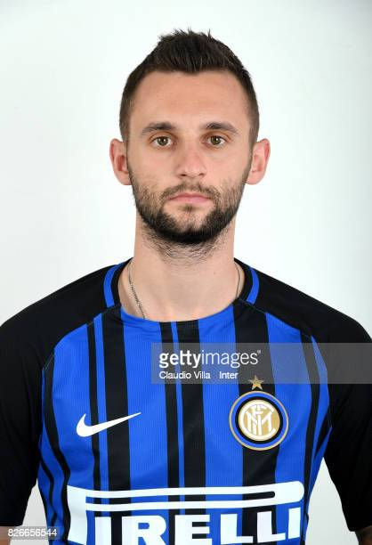 Marcelo Brozovic of FC Internazionale poses on July 11 2017 in Reischach near Bruneck Italy