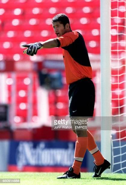 Marcelo dos Santos Brazil goalkeeper