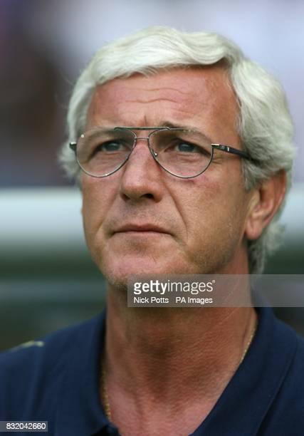 Marcelo Lippi Italy head coach