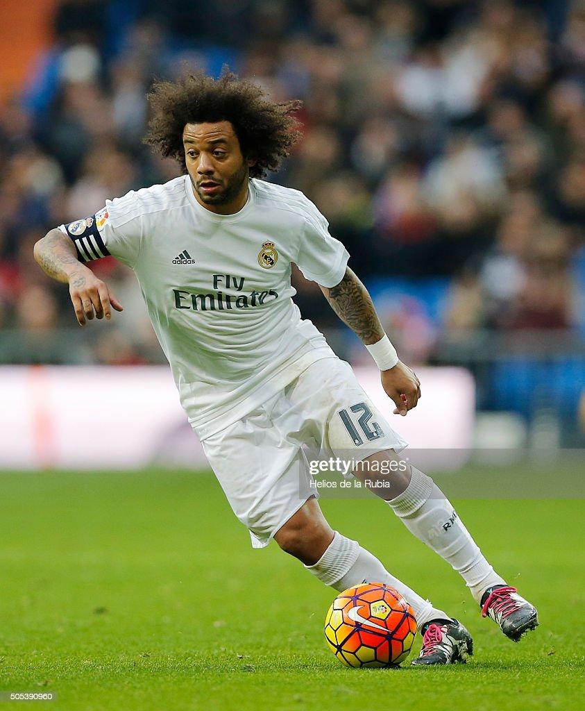 Marcelo real madrid 2015