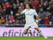 Real Madrid CF v Celta Vigo - Copa Del Rey Quarter-final: First Leg
