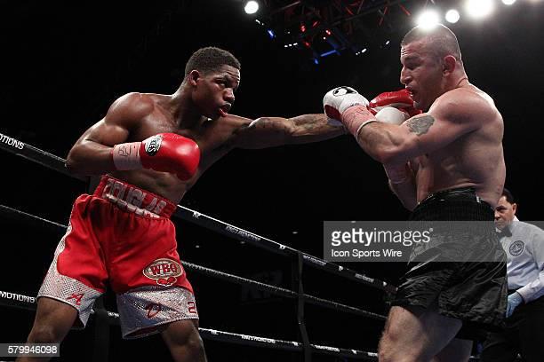 Antoine Douglas lost by tenth round TKO against Avtandil Khurtsidze on Showtime's Shobox at the Sands Bethlehem Event Center in Bethlehem Pennsylvania